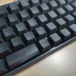 腱鞘炎が! 痛すぎて堪らないので、Happy Hacking Keyboard Professional JP 墨を購入した。