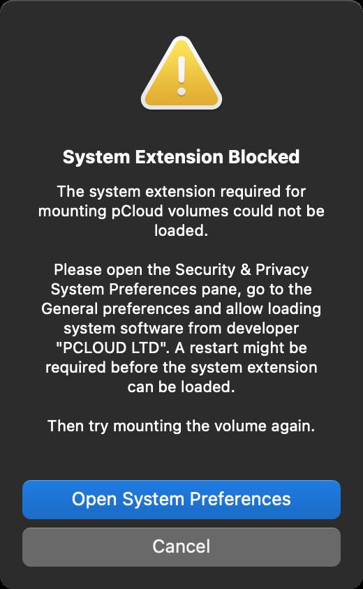 pCloud 3.10.3